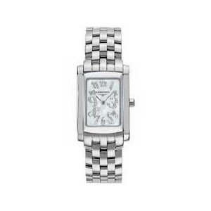 Longines ロンジン ドルチェビータ レディース腕時計 Dolce Vita Blue Mother of Pearl Stainless Steel Ladies Watch...
