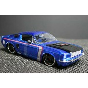 【10TH】1/24 67'FORD SHELBY GT500 (ブルー) DUBCITY