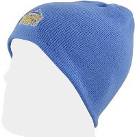 NBA チームロゴ カフレス ニットキャップ ナゲッツ(ライトブルー) adidas Denver Nuggets Light Blue Knit Beanie Cap