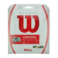 NXT コントロール ( NXT CONTROL )[ WRZ941900 ]【 ウィルソン Wilson ラケット 購入者用 ガット 】