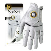 FootJoy Ladies StaSof White Gloves【ゴルフ レディース>グローブ】