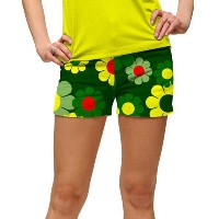 LoudMouth Ladies Augusta Magic Mini Shorts (#SS)【ゴルフ レディース>パンツ】