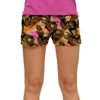 LoudMouth Ladies Tango Mini Shorts (#SS)【ゴルフ レディース>パンツ】
