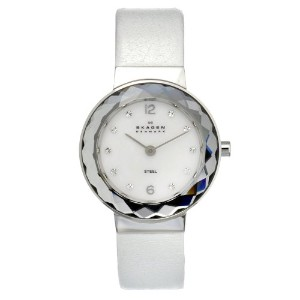 Skagen スカーゲン レディース腕時計 Women's 456SSLW Japan Quartz Movement Analog Watch
