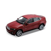 WELLY WE18031R 1/18 BMW X6 (レッド)