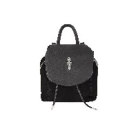 CHROME HEARTS IGGY DRAWSTRING SUEDE BACKPACK DAGGER FLAP クロムハーツ DRAWSTRING スウェード バックパック ダガーフラップ