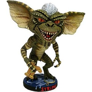 NECA グレムリン Stripe Bobble Head Gremlins