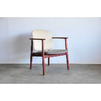 Borge Mogensen Soborg easy chair(195*)ウェグナー モーエンセン 北欧