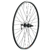 自転車 ホイール AKI WORLD COMPLETE WHEEL 4R 700C REAR【送料無料】