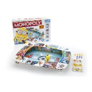 Monopoly モノポリー 怪盗グルーのミニオン危機一発 Despicable Me 2 Game