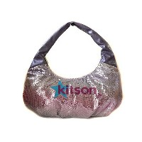 【kitson】キットソン ハンドバッグ SEQUIN SMALL HOBO KHB0253