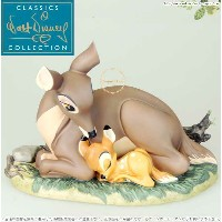 WDCC ウォルト ディズニー ショーケース コレクション バンビ 小さなバンビとママ 41154 Bambi and Mother My Litte Bambi □