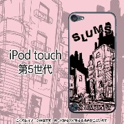 SLUMS(ピンク)-iPodtouch5ケース