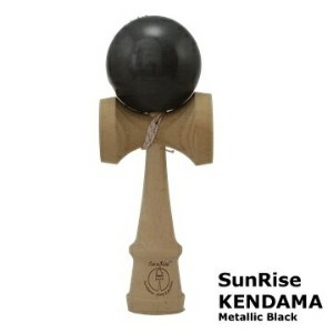 けん玉 SunRise KENDAMA(Metallic Black)サンライズ