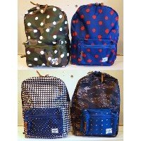 【SALE】HERSCHEL SUPPLY CO. (ハーシェル) SETTLEMENT YOUTH キッズ デイパック 【送料無料】 リュック 名入れ刺繍