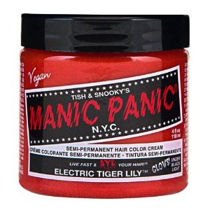 MANIC PANIC マニックパニック:ElectricTigerLily HairColorCream MC11037