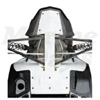 【ski-doo】RACING SKID PLATEREV-XP/REV-XR
