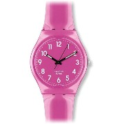 スウォッチ SWATCH Swatch Colour Code Collection 2010 DRAGON FRUIT GP128 レディース 腕時計