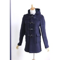 Gloverall(グローバーオール)ライニングチェック ダッフルコート 912/CT(9)2color 2016'A/W【Lady's】