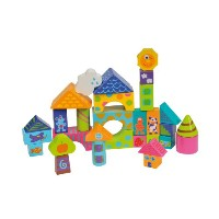 Boikido Wooden 木製 ブロック 30ピース Building Blocks - 30 Pieces