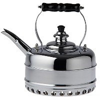 Simplex シンプレックスケトル Gas Stovetops コイルクローム -No.4- 正規輸入品