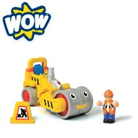 WOW Toys(ワオトイズ) ロールイット・ライリー /ミニカー/おもちゃ/車/