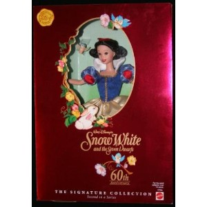 ディズニー ドール フィギュア 人形 白雪姫 Disney Collector Edition 60th Anniversary Snow White doll