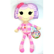 "ララループシー ソフトドール 人形 Lalaloopsy Doll - Pillow Featherbed 13"" Plush Doll"