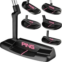 PING Scottsdale TR Putters w/Pink Paint【ゴルフ ゴルフクラブ>パター】