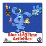 Blue's 123 Time Activities (輸入版)