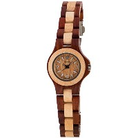 テンス 時計 腕時計 木製 Tense Sandalwood & Maple Round Mini Northwest Bracelet Watch L4300SM