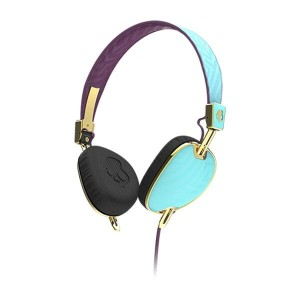 Skullcandy(スカルキャンディー) Knockout Robin/Smoked Purple/Gold Mic3【J5AVGM-396】【送料無料】Skullcandy Women...