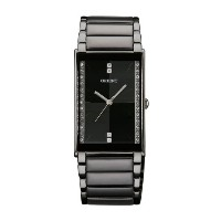 オリエント 時計 メンズ 腕時計 Orient Men's CQBEA004B Director Solid Band Watch