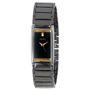 オリエント 時計 レディース 腕時計 Orient Women's CUBBL001B0 Virtuoso Simple Sleek Design Watch