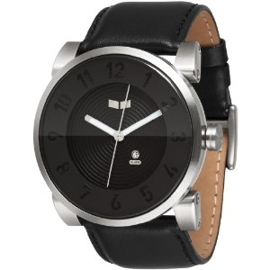 ベスタル 時計 腕時計 Vestal Doppler Slim Watch Black/Brushed, One Size