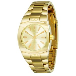 ベスタル 時計 レディース 腕時計 Vestal Women's MGH003 Mini Gearhead Polished Gold Watch