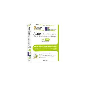 デネット ALYac Internet Security Pro2.5(1年/1PC)【Win版】(CD-ROM) ALYACINTSECP251ネ1PWC [ALYACINTSECP251ネ1PWC...