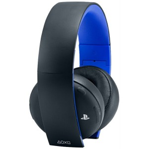 【PS4/PS3/Vita対応】Gold Wireless Stereo Headset 北米版 ソニー 純正 ゴールド ワイヤレス ヘッドセット SONY OFFICIAL PLAYSTATION...