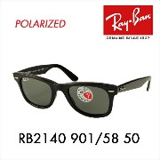【OUTLET★SALE】レイバン ウェイファーラー サングラス RB2140 901/58 50 Ray-Ban 偏光レンズ GLASS POLARIZED