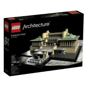 LEGO(レゴ) Architecture Imperial Hotel アーキテクチャー 帝国ホテル - 21017