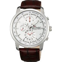 オリエント 時計 メンズ 腕時計 ORIENT Men's Watch Orient Quartz Chronograph WV0081TT