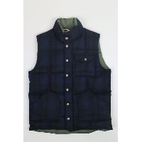 MT.RAINIER DESIGN ONE POCKET DOWN VEST