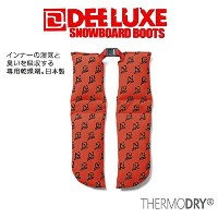 【dlx-thermodry-red】【DEELUXE】ディーラックス/THERMO DRY RED サーモドライレッド スノーブーツ乾燥剤