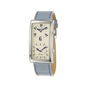 ティソ 腕時計 レディース 時計 Tissot Women's T56.1.623.79 Heritage Grey Blue Steel Watch