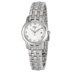 ティソ 腕時計 レディース 時計 Tissot Women's T0312101103300 Ballade III Stainless Steel Bracelet Watch