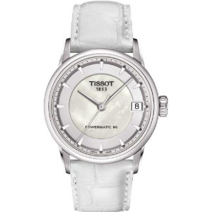 ティソ 腕時計 レディース 時計 Tissot T-Classic Luxury Automatic Ladies Watch T0862071611100
