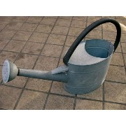 NORMANDIE WATERING CAN S ガーデニング雑貨 ブリキのジョーロ