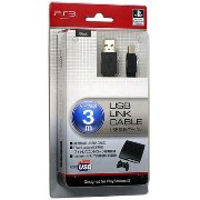 PS3用USB LINK CABLE 3M ILXOY013JAN4571374290145