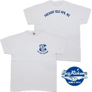 "BUZZ RICKSON'S/バズリクソンズS/S T-SHIRT ""23rd FIGHTER GROUP"" フライイングタイガープリントTシャツ WHITE(ホワイト)/BR76956"