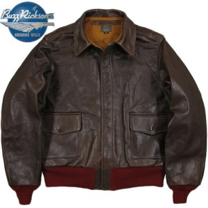 "BUZZ RICKSON'S/バズリクソンズ Jacket, Flying, Summer Type A-2""BUZZ RICKSON CLO CO."" ORDER NO.18775-P 1942..."